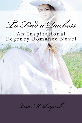 To Find a Duchess, Lisa Prysock